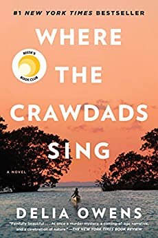 Where the Crawdads Sing by [Delia Owens]
