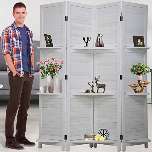 Dkell Room Dividers & Folding Privacy Screens