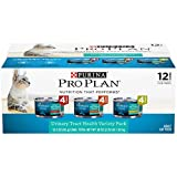 Purina Pro Plan Urinary Tract Health - Dry Cat Food & Canned Wet Cat Food Bundle Package