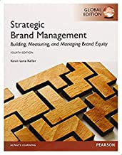 Strategic Brand Management Building, Measuring, and Managing Brand Equity Fourth Edition by Kevin Keller - Paperback