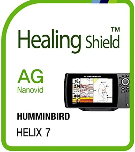 Screen Protector for HUMMINBIRD Helix 7 Anti Glare Matte Screen Protector LCD Shield Guard Healing product image
