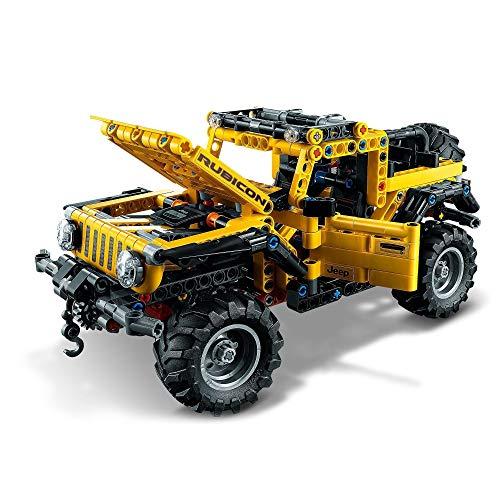 LEGO-Technic Jeep-Geländewagen – LEGO 42122 - 3