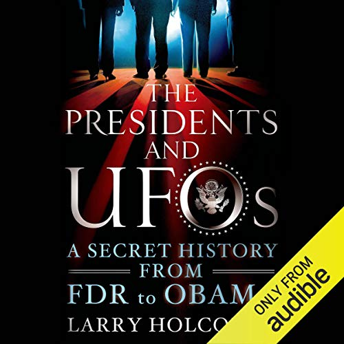 The Presidents and UFOs  By  cover art
