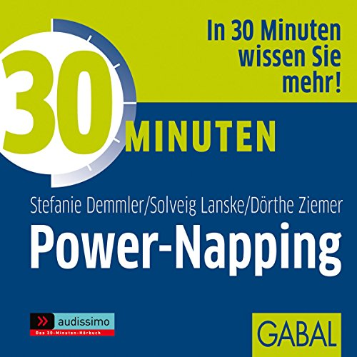 30 Minuten Power-Napping Titelbild