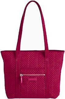 Vera Bradley Iconic Small Vera Tote, Passion Pink