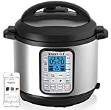 Instant Pot Smart Bluetooth 6 Qt 7-in-1 Multi-Use Programmable...