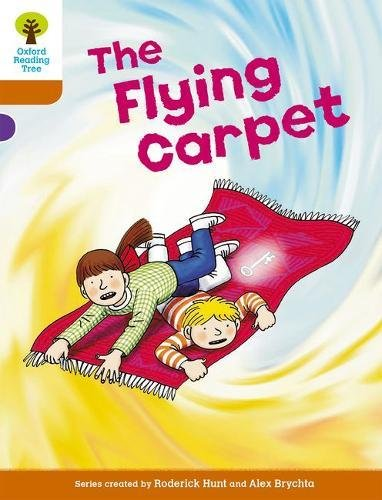 Oxford Reading Tree: Level 8: Stories: The Flying Carpetの詳細を見る