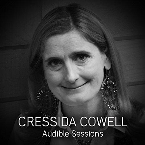 Cressida Cowell cover art