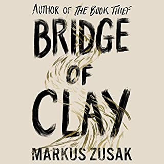 Bridge of Clay cover art