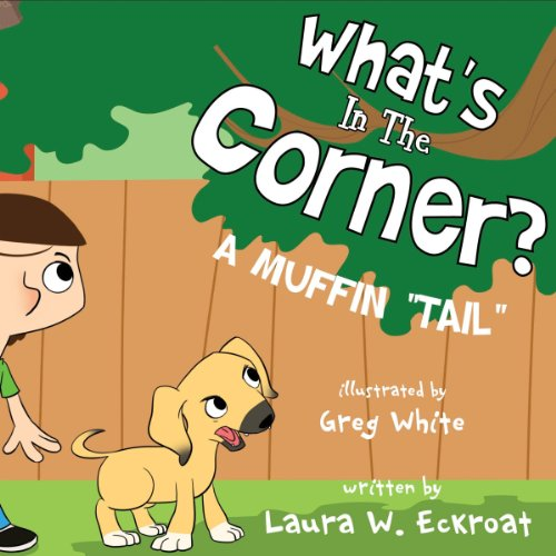 What's in the Corner? audiobook cover art