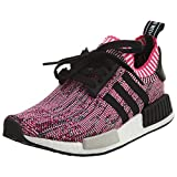 adidas Unisex-Erwachsene NMD R1 W Pk 363 Sneaker, Mehrfarbig (Shock Pink/Core Black/Running White FTW Bb2363), 38 2/3 EU