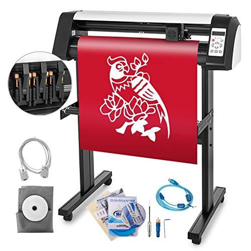 BananaB 28 Inch vinyl schneideplotter vinyl cutter plotter 720mm Slogan Cutting Plotter Desktop Machine mit der Software Prefessional