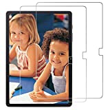 OKP [2 Pack] Screen Protector for Samsung Galaxy Tab A7 (SM-T500/T505/T507) 10.4 Inch 2020 Release/Clear Tempered Glass Screen Protector for Samsung A7 with Anti-Scratch/High Definition/Bubble Free