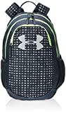Under Armour Adult Scrimmage Backpack 2.0 , Wire (073)/Lime Light , One Size Fits All