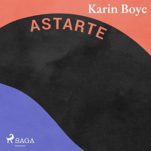 Astarte audiobook cover art