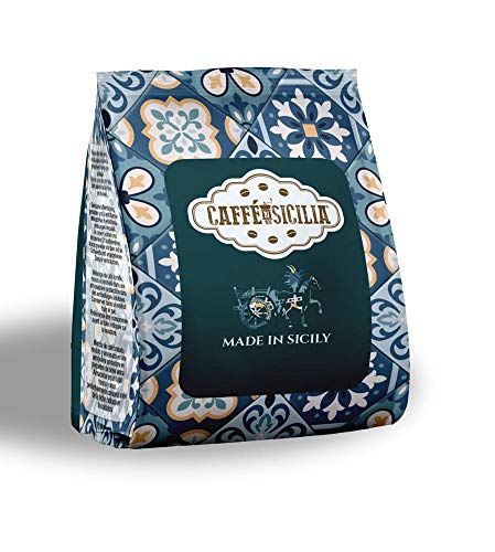 capsule spumante CAFFE' DI SICILIA Dolce Gusto®* 100 Capsule Compatibili Nescafè®* Dolce Gusto®*
