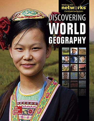 Discovering World Geography, Student Edition (GEOGRAPHY: WORLD & ITS PEOPLE)