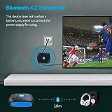 Immagine 1 trasmettitore bluetooth per tv adattatore