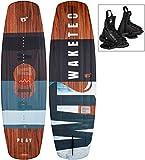 WAKETEC Wakeboard-Set Play 139 cm mit Onset Bindung