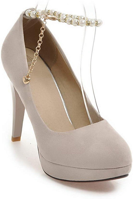 1TO9 Womens Platform Dance-Ballroom Casual Urethane Pumps shoes MMS06283