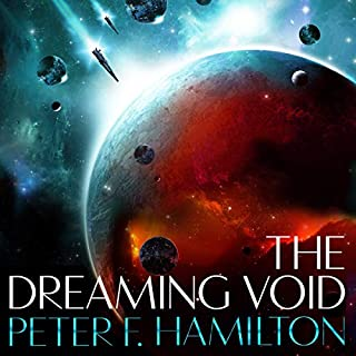 The Dreaming Void cover art