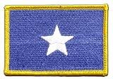 Aufnäher Patch Flagge Somalia - 8 x 6 cm