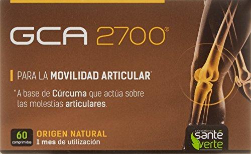 Santé Verte GCA 2700 - 60 Comprimidos