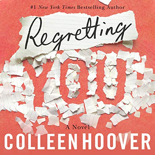 Regretting You audiobook cover art