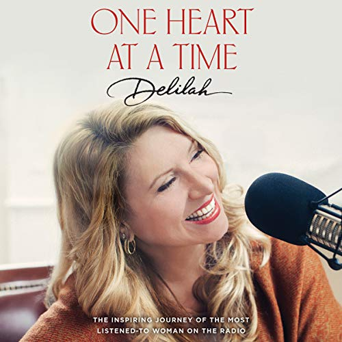 One Heart at a Time audiobook cover art