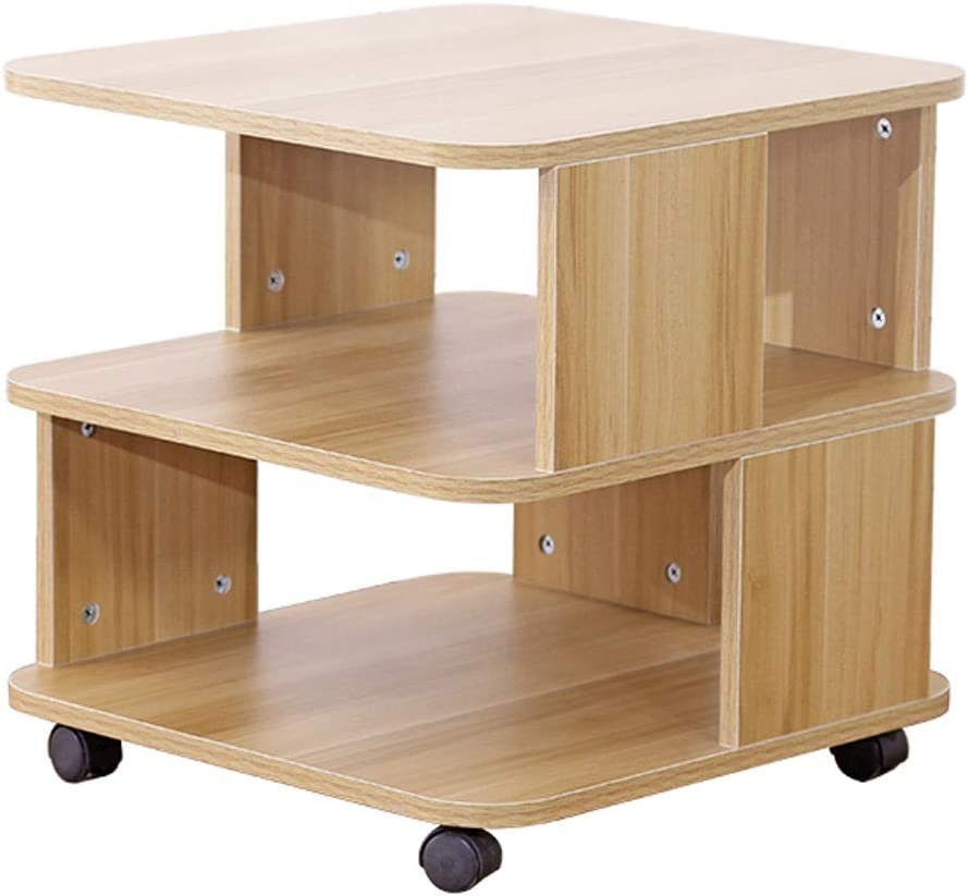 Limited time trial price Printer Stand Multifunctional 2-Tier Free shipping / New Storage Wood