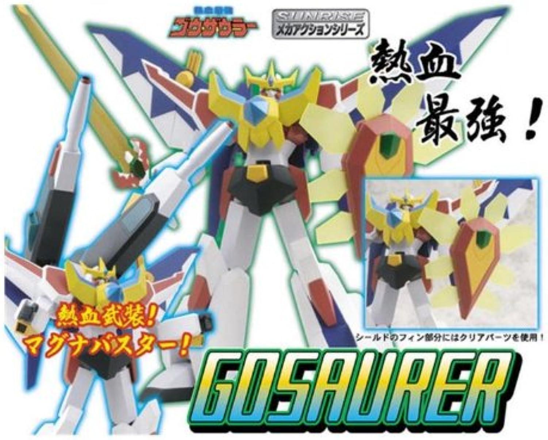 Sunrise Mechanical Action Series dashing strongest Gouzaura Gouzaura (japan import)