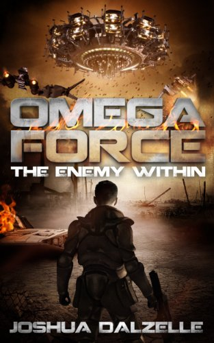 Book: Omega Force - The Enemy Within by Joshua Dalzelle
