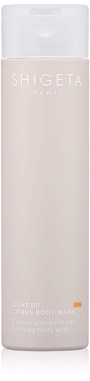 我慢する一流冷蔵するSHIGETA(シゲタ) ライトアップ ボディーウォッシュ 200ml