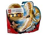 LEGO Maestro Dragone D'Oro Costruzioni Piccole Gioco Bambino Bambina Giocattolo 133