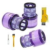 aotengou - Filtro di Ricambio per aspirapolvere Dyson V11 Torque Drive Cordless, Confezione da 3 Pezzi