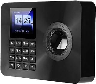Uxsiya Wachtwoord-tijdregistratie, vingerafdruk-tijdregistratie Smart voor Office(100-240 V Europese standaard)