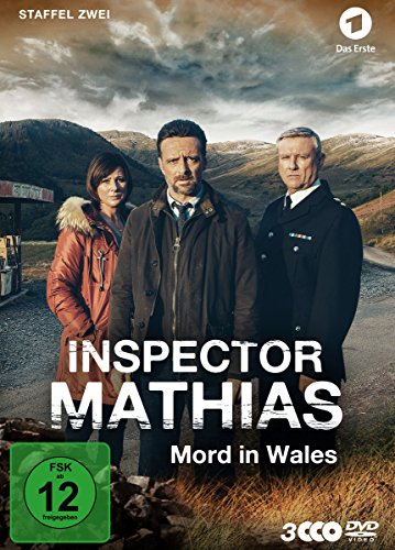 Inspector Mathias - Mord in Wales, Staffel 2 [3 DVDs]