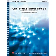 Christmas Snow Songs Concert Band/Harmonie