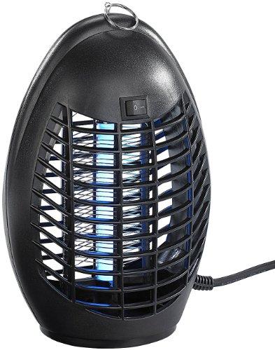 Exbuster Fliegentöter: Hochwirksamer UV-Insektenvernichter IV-220 mit UV-A-Stabröhre, 4 Watt (Mückenlampen)