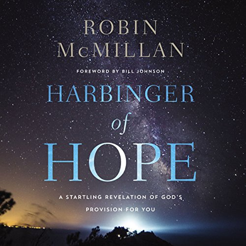 Harbinger of Hope audiobook cover art