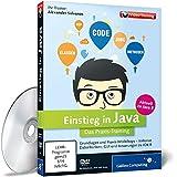 Einstieg in Java – Das Praxis-Training aktuell zu Java 8 - Alexander Salvanos