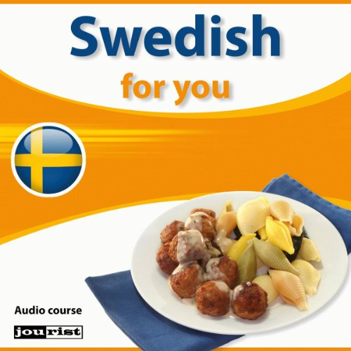 Swedish for you audiobook cover art