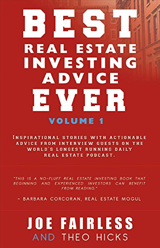 Real Estate Investing Books! - Best Real Estate Investing Advice Ever (1) (Volume 1)