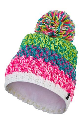 Spyder Active Sports Damen Brrr Berry Hat Bryte Bubble, One Size