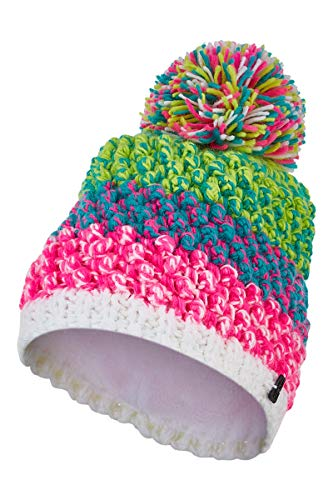 Spyder Active Sports Damen Brrr Berry Hat Bryte Bubble, One Size