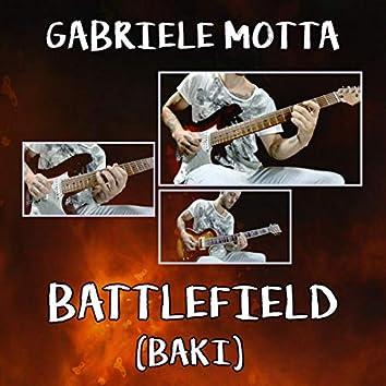 """Battlefield (From """"Baki"""")"""