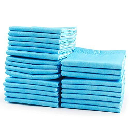 SONGYU Almohadillas de Entrenamiento para IR al baño espesas, Alfombrilla para Cambiar Mascotas Desodorante súper Absorbente