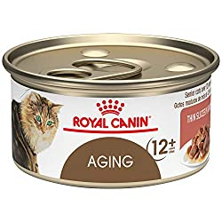 Royal Canin Aging 12+ Thin Slices in Gravy Wet Cat Food