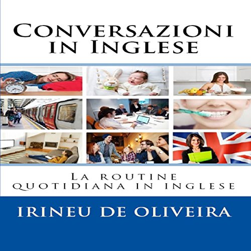 Conversazioni in Inglese [English Conversation] audiobook cover art