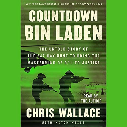 Countdown bin Laden Audiobook By Chris Wallace cover art